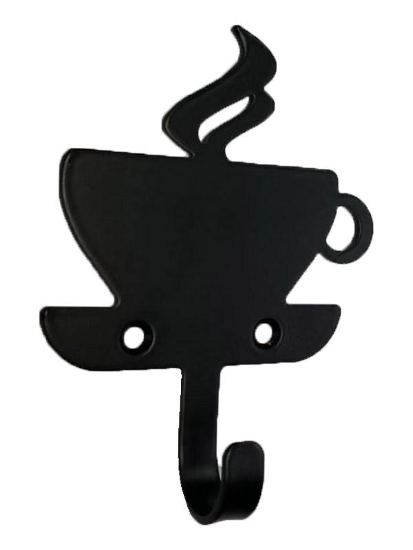 一休みフック ブラックコーヒーフック 激安卸販売新品 新品未使用