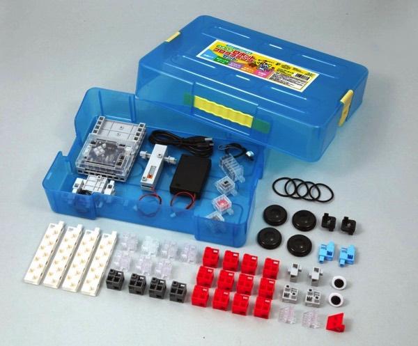 新着商品 うきうきロボットプログラミングセット(R付), ケンブチチョウ:2590fa8d --- konecti.dominiotemporario.com