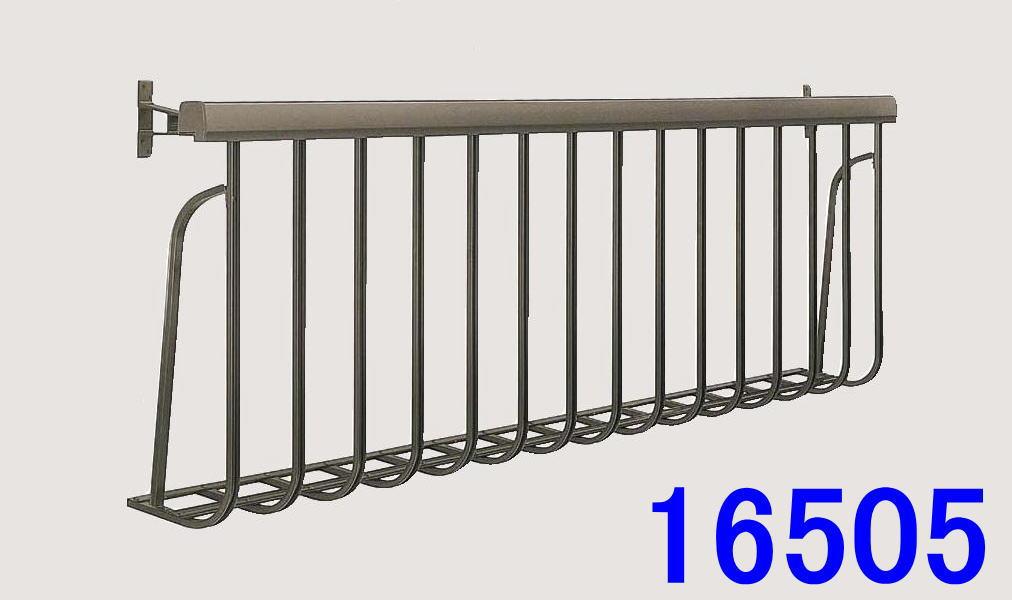 トステム『アルミ手すりA型16505』幅1916ミリ×高さ500ミリ