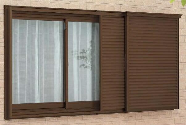 【業者様向け商品】YKKAP 雨戸 取替用 木製【6060特注サイズ】W:1,668mm x H:1,864mm 【販売のみ】