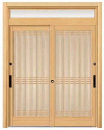 安い P13型 リシェント玄関引戸 ランマ付き 井桁格子/ドアリフォーム/1日施工/壁を壊さない/デザイン/PG断熱仕様/防犯/和風/セキュリティ/工事費込み※鍵のスタイルを変更する場合は以下のまとめて購入より選択, opass 577d1d9d