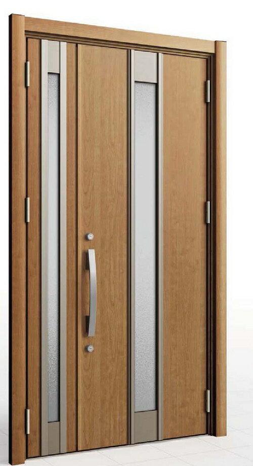 【さいたま市内 標準価格】 M77型 LIXIL/リクシル リシェント3 リフォーム 玄関ドア 取替え 交換 断熱仕様 親子 簡単施工 1DAYリフォーム 片開き・ランマ付等対応可【工事費込み】