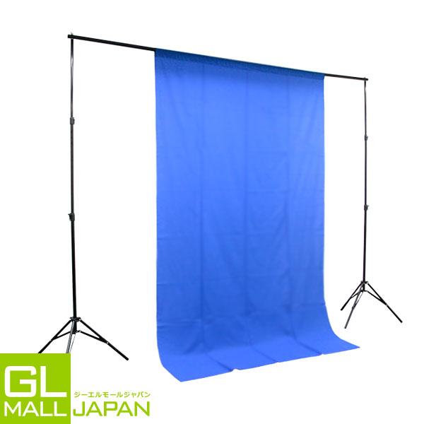 背景スタンド 伸縮タイプ 315x300cm / 背景布 写真撮影用 大型