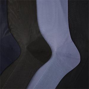 NAIGAI - 男士商务长筒袜 [ 薄纱锦纶丝袜 ] / 2204-963 / 日本制 / 所有产品均享10倍积分 !!