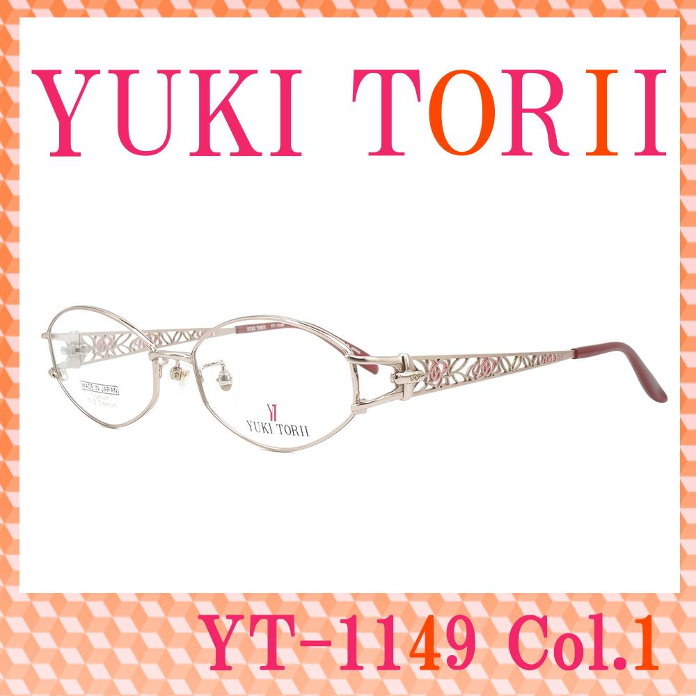 YUKI TORII YT-1149 Col.1