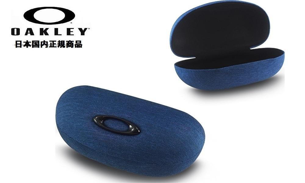 EYEWEAR CASE アイウェアー ケース 国内正規商品 OAKLEY オークリー サングラス アイウェア BLUE エリプス 別倉庫からの配送 ライフスタイル ELLIPSE ACC O LIFESTYLE 商舗 102-509-001