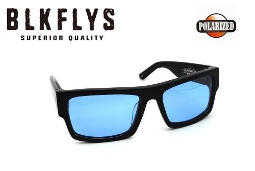 ブラックフライ(BLACKFLYS)サングラス【FLY MENACE POLARIZED】偏光レンズ BF-1226-03
