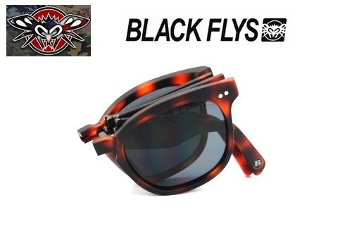 ブラックフライ(BLACKFLYS)サングラス【FLY GIBSON FOLD】BF-1221-2994