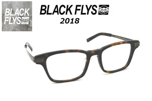 ブラックフライ(BLACKFLYS)オプティカル OPTICAL 眼鏡フレーム【BAKER】 BF-2502-01