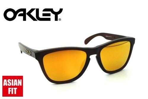 オークリー(OAKLEY)サングラス【FROGSKINS】ASIA FIT OO9245-04 フロッグスキン