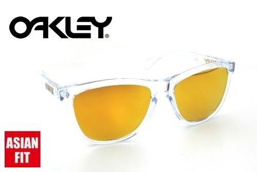 オークリー(OAKLEY)サングラス【FROGSKINS】ASIA FIT OO9245-39 フロッグスキン