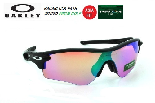 オークリー(OAKLEY)サングラス【RADARLOCK PATH VENTED PRIZM GOLF ASIA FIT】OO9206-36