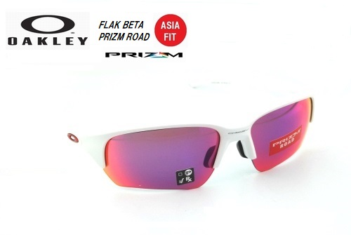 オークリー(OAKLEY)サングラス【FLAK BETA PRIZM ROAD ASIA FIT】OO9372-0665