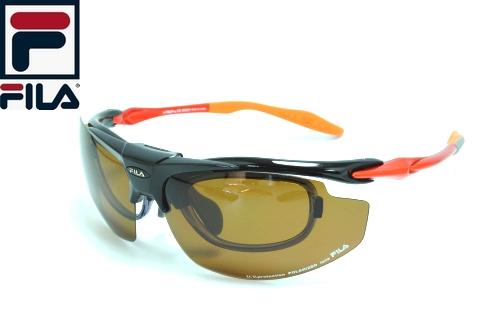 FILA(フィラ) SF8932J-530【偏光レンズ】スポーツサングラス