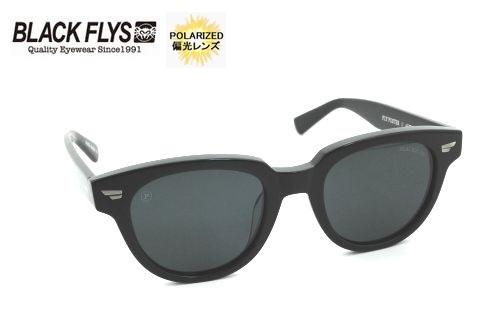 ブラックフライ(BLACKFLYS)サングラス【FLY FOSTER】BF-1232-01 POLARIZED 偏光レンズ