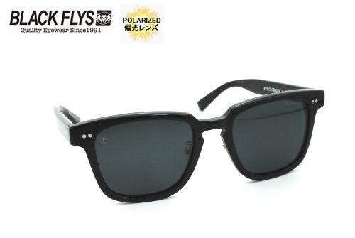 ブラックフライ(BLACKFLYS)サングラス【FLY CLUBMAN POLARIZED】偏光レンズ BF-1235-01