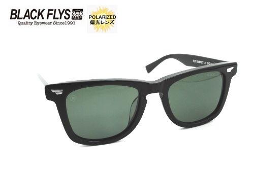 ブラックフライ(BLACKFLYS)サングラス【FLY HARVEY】BF-1237-01 POLARIZED 偏光レンズ