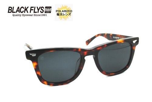 ブラックフライ(BLACKFLYS)サングラス【FLY HARVEY】BF-1237-02 POLARIZED 偏光レンズ