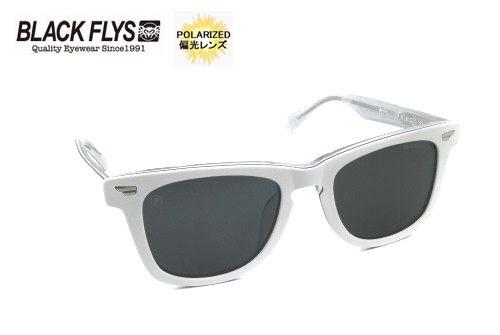 ブラックフライ(BLACKFLYS)サングラス【FLY HARVEY】BF-1237-03 POLARIZED 偏光レンズ
