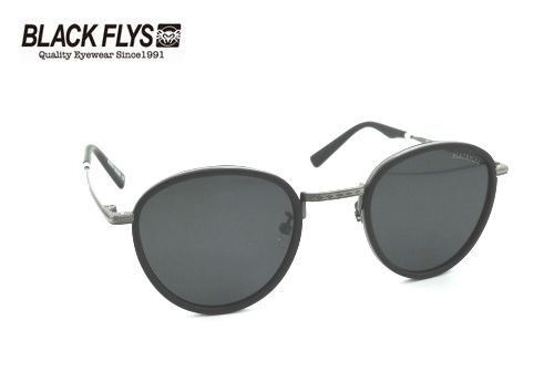 ブラックフライ(BLACKFLYS)サングラス【FLY MILLWOOD】BF-1603-01
