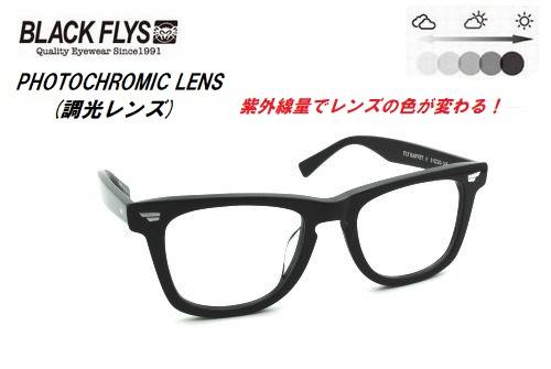 ブラックフライ(BLACKFLYS)サングラス【FLY HARVEY PHOTOCHROMIC】調光レンズ BF-1317-01 レイトモデル