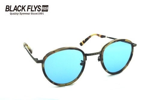ブラックフライ(BLACKFLYS)サングラス【FLY MILLWOOD】BF-1603-07 レイトモデル