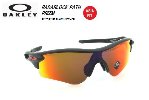 オークリー(OAKLEY)サングラス【RADARLOCK PATH PRIZM RUBY ASIA FIT】OO9206-42
