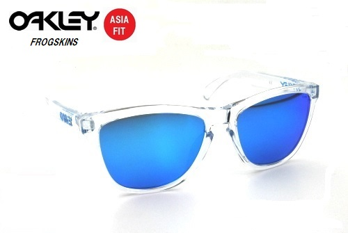 オークリー(OAKLEY)サングラス【FROGSKINS】ASIA FIT OO9245-41 フロッグスキン