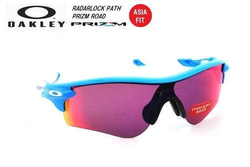 オークリー(OAKLEY)サングラス【RADARLOCK PATH PRIZM ROAD ASIA FIT】OO9206-4038