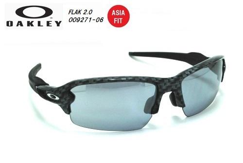 オークリー(OAKLEY)サングラス【FLAK 2.0 ASIA FIT】OO9271-06