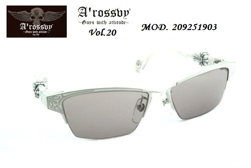 ★ロズヴィー/ロズビー(A'rossby)Vol.20【209251903】サングラス【限定生産品】
