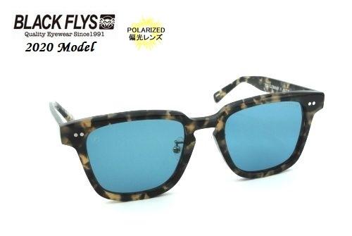 ブラックフライ(BLACKFLYS)サングラス【FLY CLUBMAN POLARIZED】偏光レンズ BF-1235-04