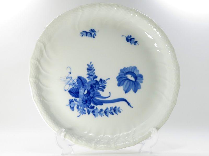 ロイヤルコペンハーゲン プレート■ブルーフラワー カーブ サービングプレート 大皿 1枚 1級品 美品