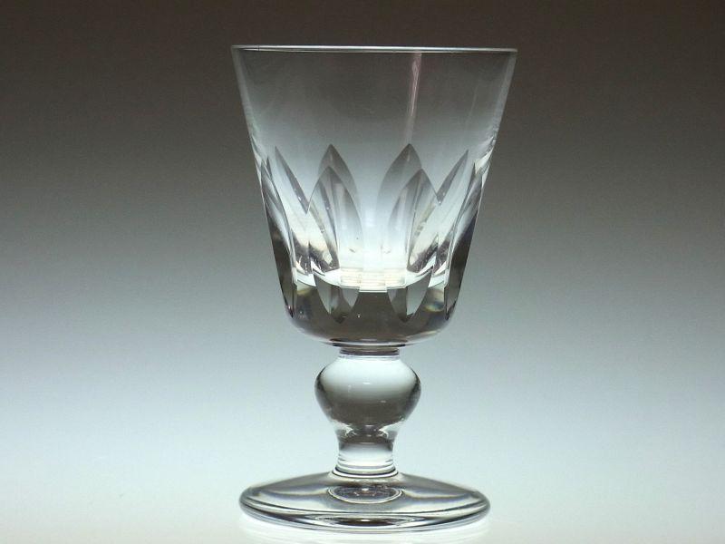 サンルイ グラス ● ジャージー ワイン グラス 豪華客船 フレンチライナー デザイン品 Jersey