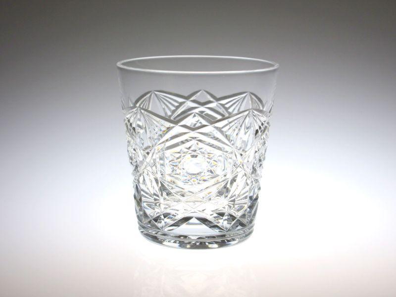 輝い バカラ グラス ● ラニー ロックグラス オールドファッションド ヴィンテージ クリスタル カット Lagny, 星の生活館 611d1b19