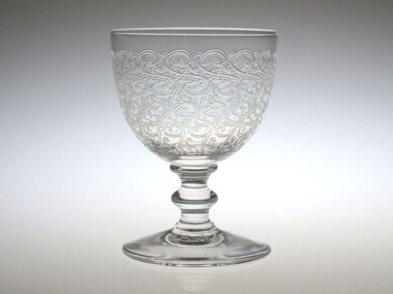 バカラ グラス ● ローハン リキュールグラス ショット 6cm ヴィンテージ Rohan