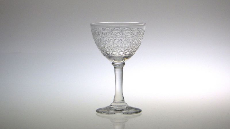 バカラ グラス ● コンブール ローハン リキュール グラス クリスタル Combourg