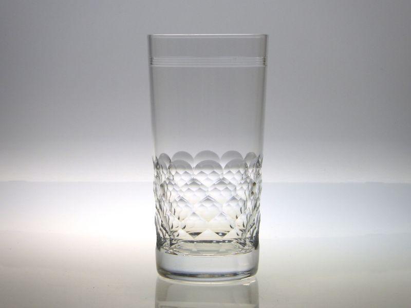バカラ グラス ● ショニー ハイボール タンブラー うろこ エカイユ 14cm Chauny