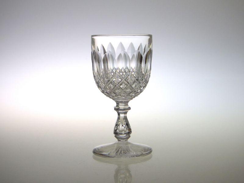 オールド バカラ グラス ● リブルヌ リキュール コーディアル グラス Libourne 希少