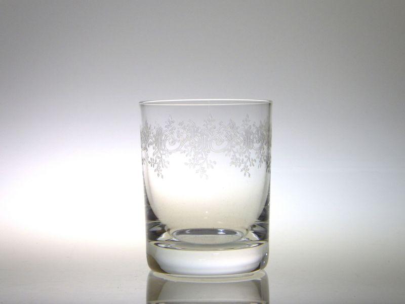 バカラ グラス ● セビーヌ ロックグラス オールドファッションド エッチング 9.5cm クリスタル Sevigne