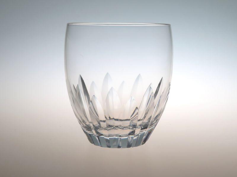 バカラ グラス ● ロレーヌ ロックグラス ミニタンブラー 8cm 薄手 クリスタル Lorraine