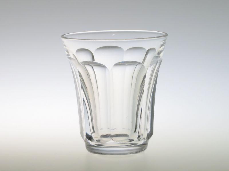 サンルイ グラス ● 丸いカット ショット グラス クリスタル E 少し訳あり 小傷あり 7cm
