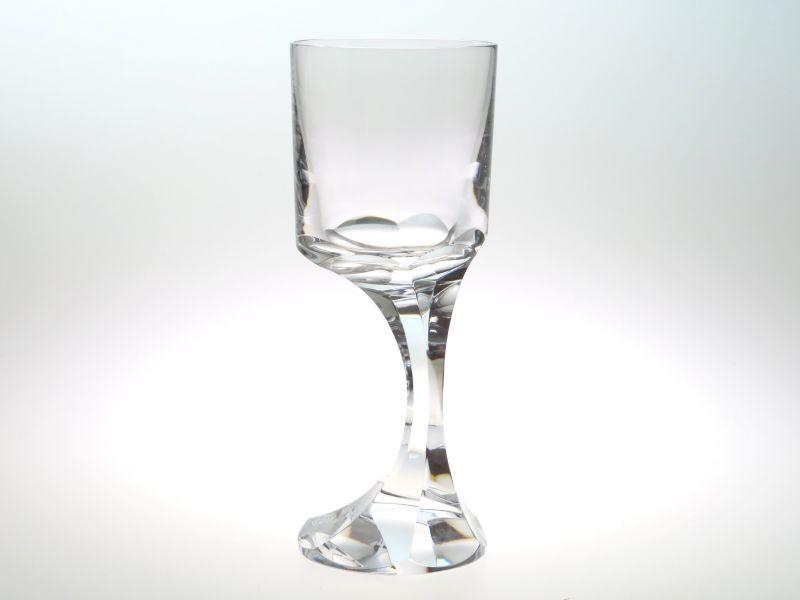 バカラ グラス ● ナルシス ウォーターゴブレット 個性的 ステム Narcisse