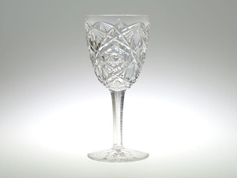 バカラ グラス ● ラニ― ウォーターゴブレット クリスタル ヴィンテージ Lagny