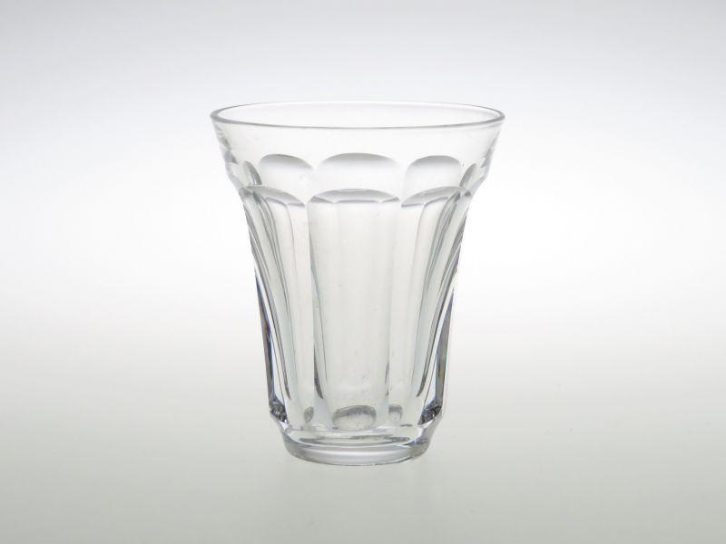 サンルイ グラス ● 丸いカット ショット グラス ヴィンテージ クリスタル 5.5cm