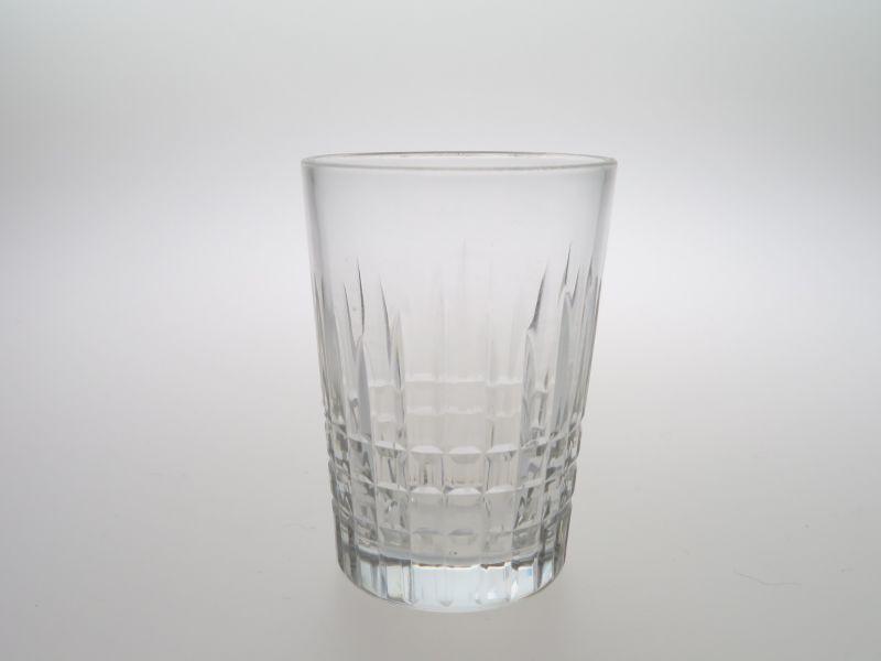オールド バカラ グラス ● ナンシー ショット グラス 5cm クリスタル アンティーク Nancy