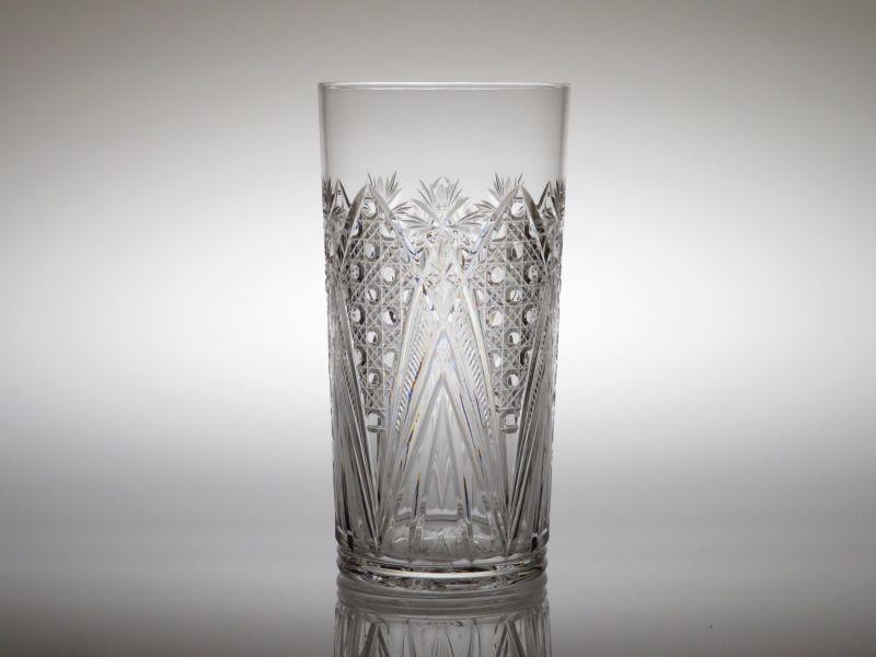 バカラ グラス ● エルベフ ハイボール タンブラー クリスタル エルブフ エルバフ 最高級 未使用 Elbeuf