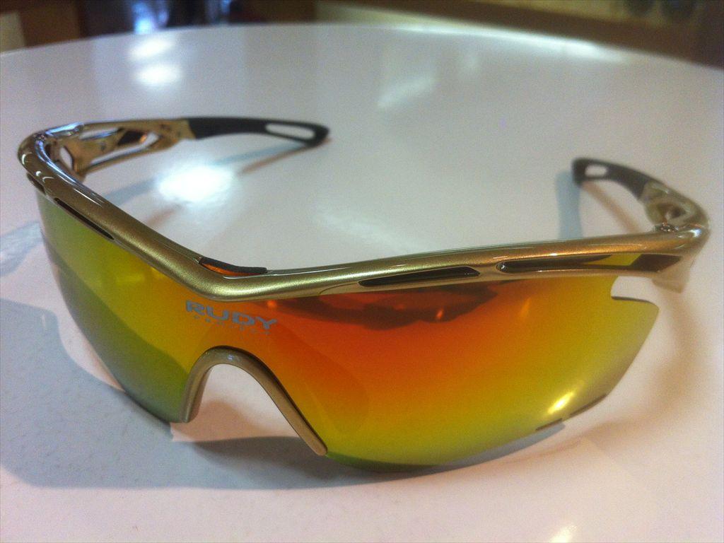RUDY PROJECT(ルディプロジェクト)TRALYX(トラリクス)SP394005-0000(ゴールド)スポーツ用サングラス有名ブランドサングラス