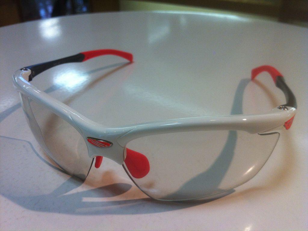 RUDY PROJECT(ルディプロジェクト)AGON(アゴン)SP297469-FFF2(ホワイトグロス)スポーツ用サングラス調光サングラス有名ブランドサングラス