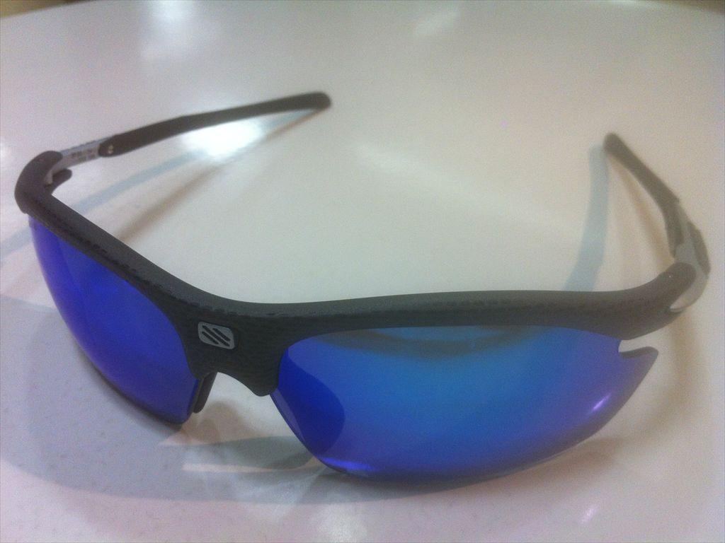 RUDY PROJECT(ルディプロジェクト)RYDON(ライドン)SP536514-0000(カーボン)スポーツ用サングラス偏光レンズ搭載